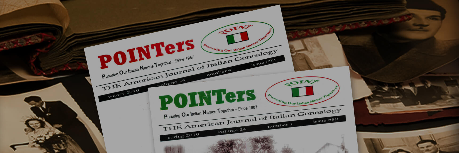 POINTers Archive